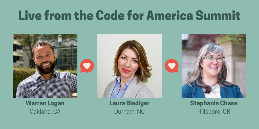 GovLove at Code for America