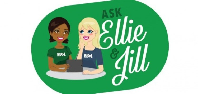 Ellie and Jill