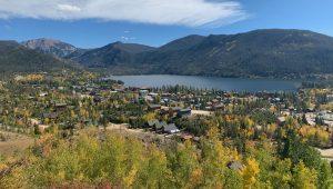 Fall Colors at Grand Lake, CO