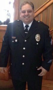 Sgt. Tony Ruesga