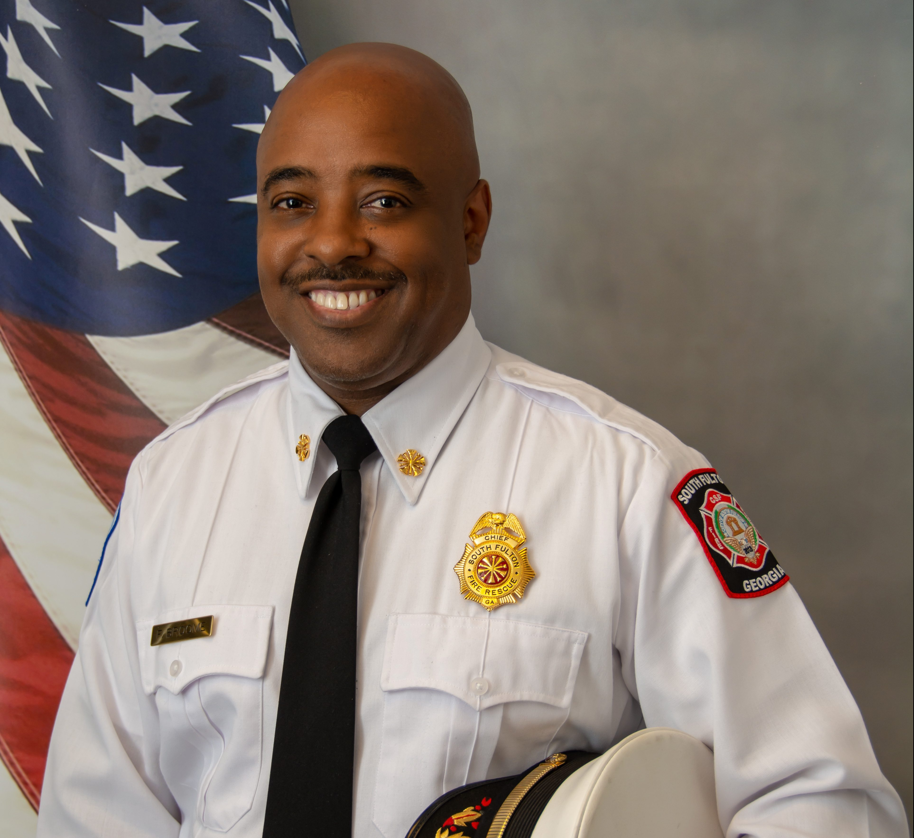 Chief Broome COSF