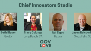 Chief Innovators Studio - GovLove
