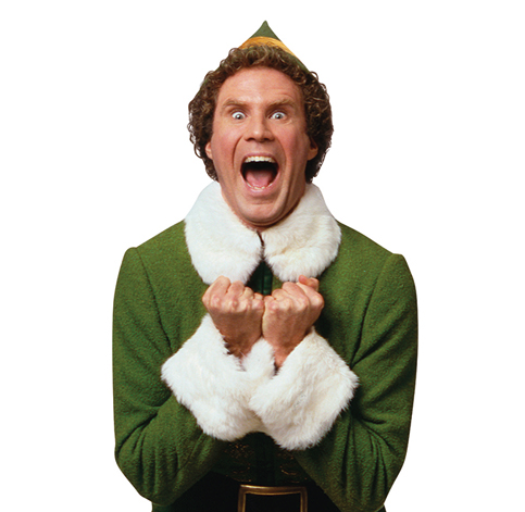 Buddy The Elf Christmas Countdown 2020 Its The Most Wonderful Time Of The Year!   ELGL