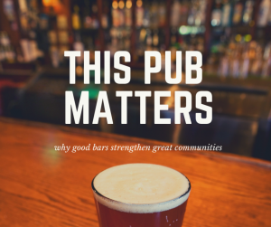 Revitalize, or Die believes this pub matters