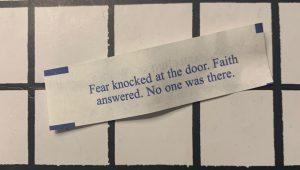 Fear Knocked