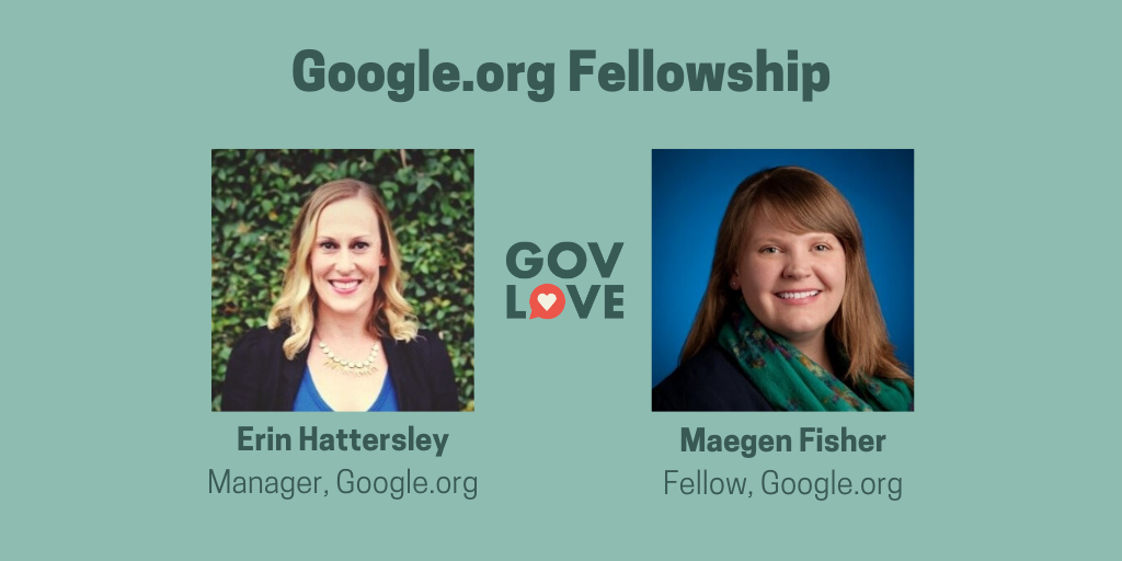 Google.org Fellowship