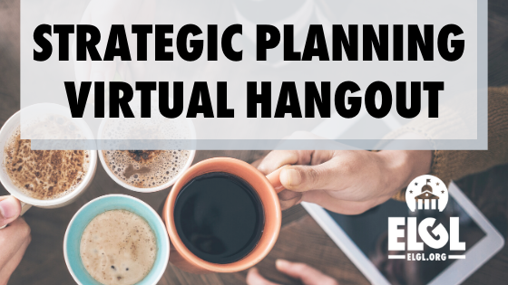 Strategic Planning Virtual Hangout Banner