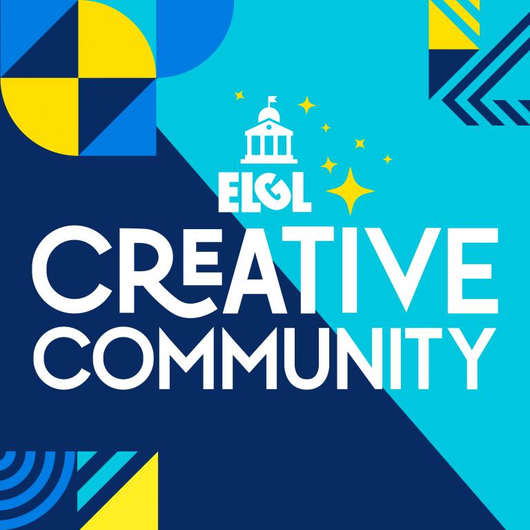 ELGL Creative Community Logo