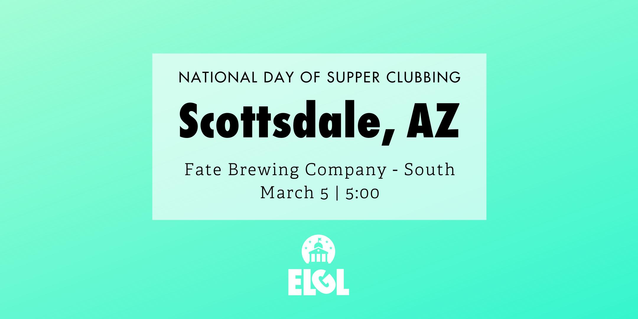 #NDOSC Scottsdale AZ