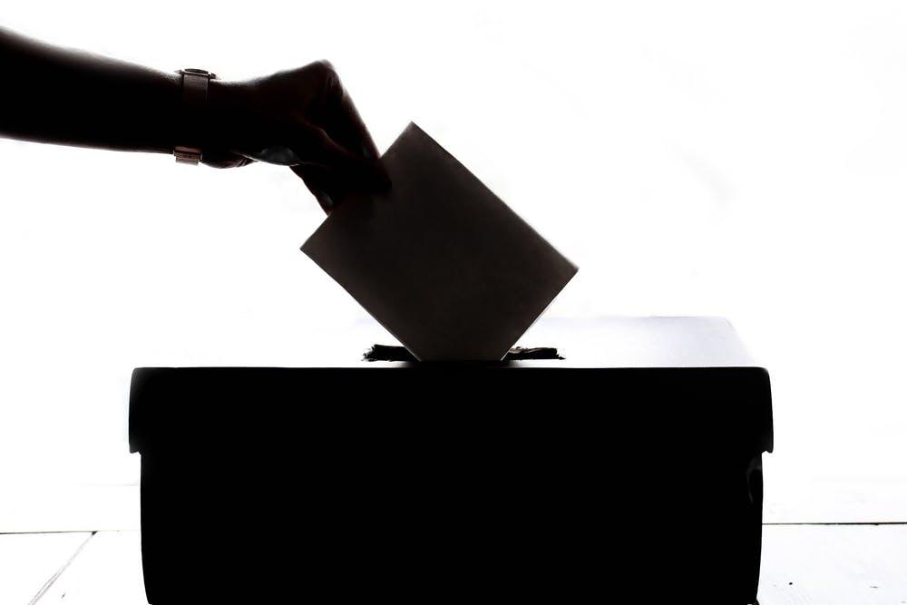 Image voting box