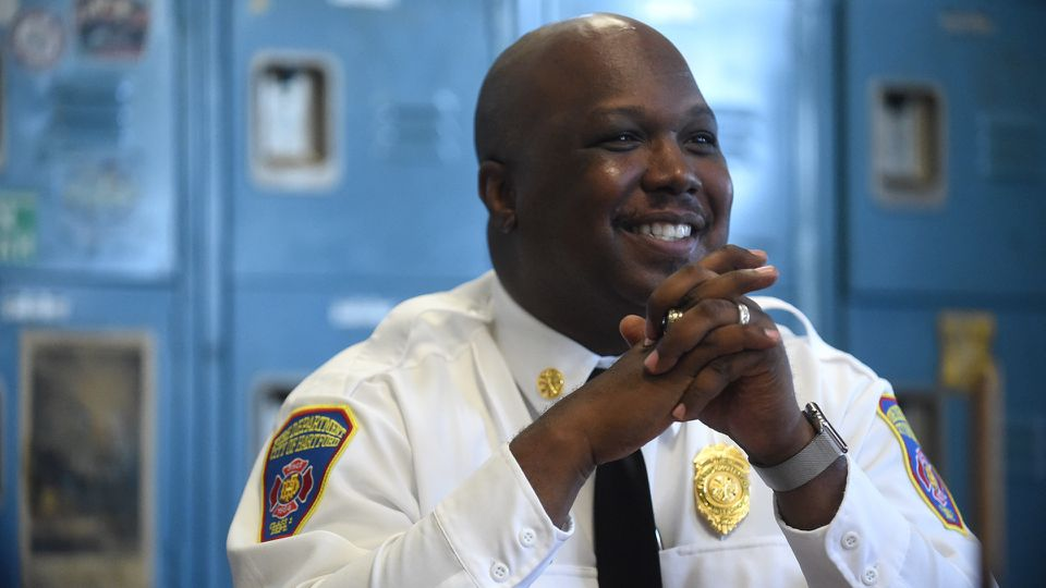 Chief Reginald Freeman