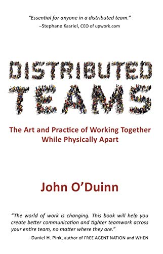 distributed teams book
