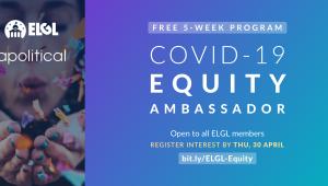 2020 covid equity ambassadors program