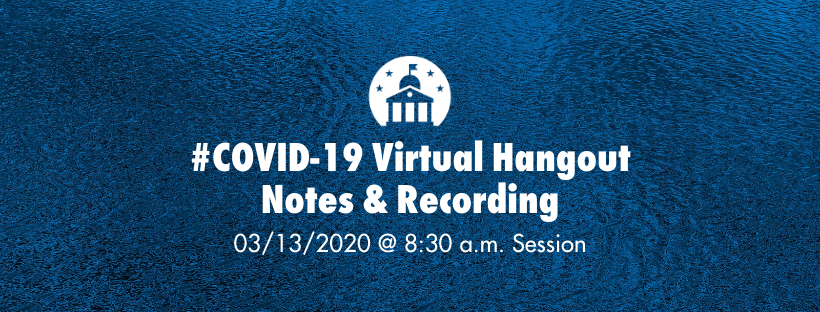 virtual hangout notes