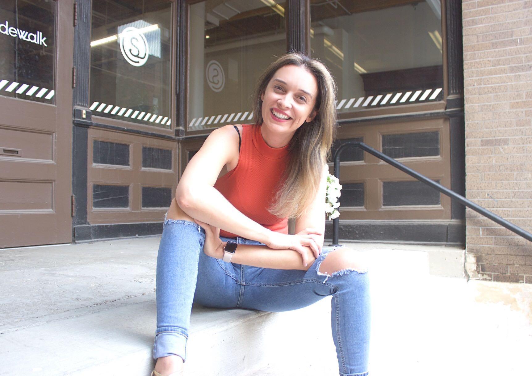Sarah Martin mySidewalk