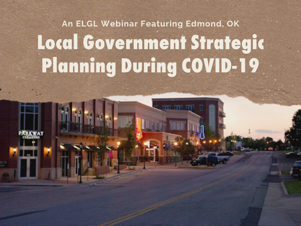 local government strategic planning