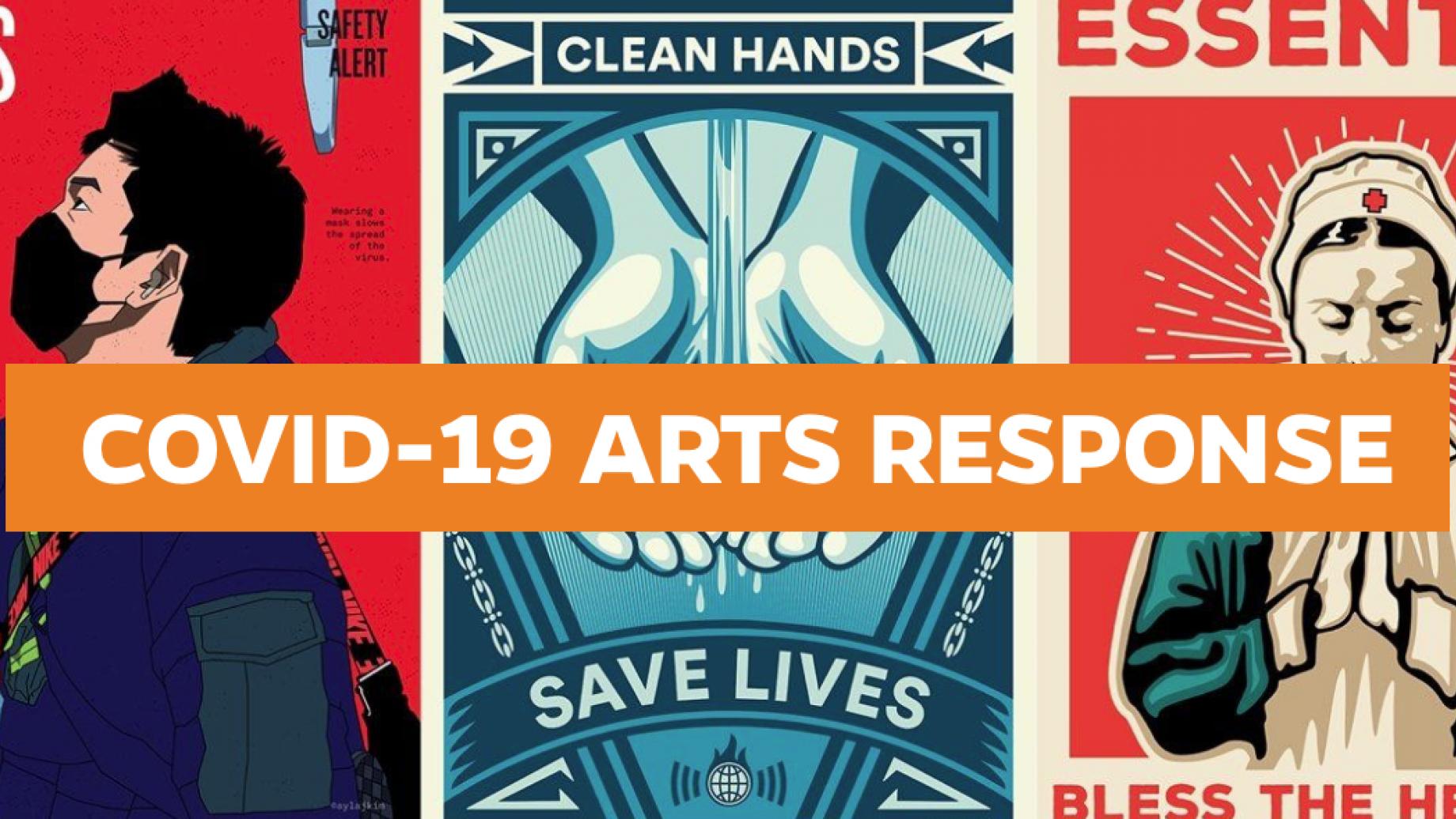 COVID 19 Arts Response