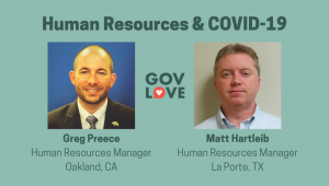 Greg Preece Matt Hartleib GovLove