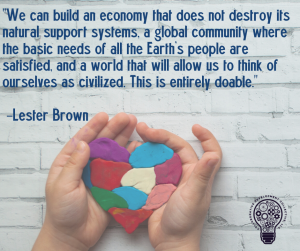 Quote by Lester Brown