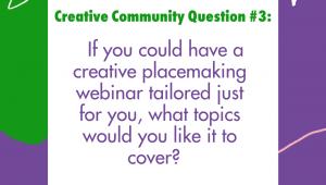 creative communities #3