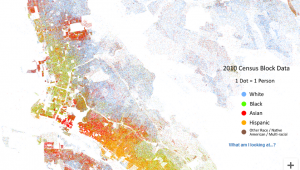census dot map bay area