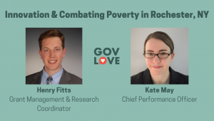 Rochester GovLove Henry Fitts Kate May