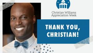 thank you christian