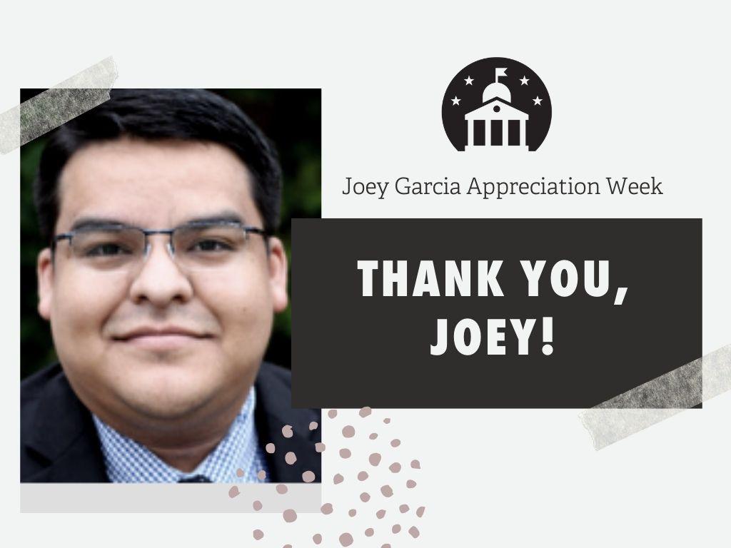 thank you joey