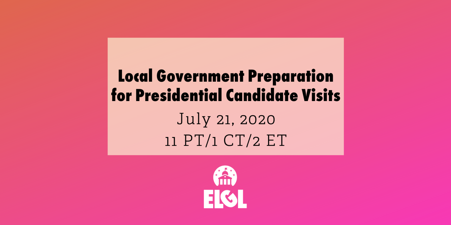 Local Gov Visits Webinar