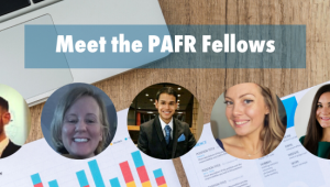 PAFR Fellows Part I