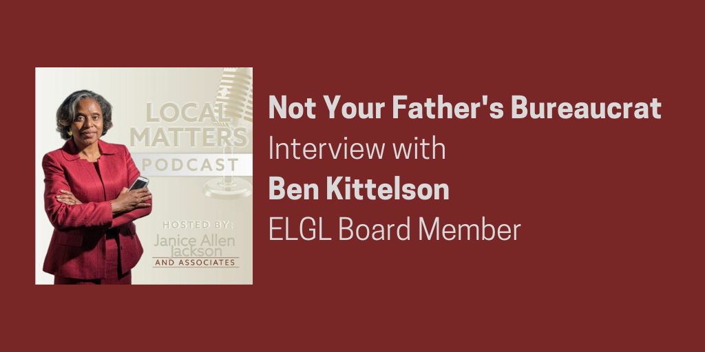 Local Matters with Ben Kittelson