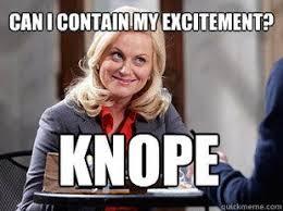 Lelsie Knope Meme