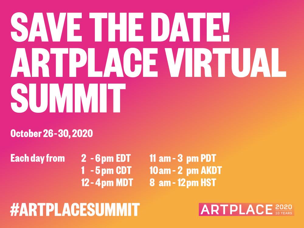 ArtPlace Summit Image
