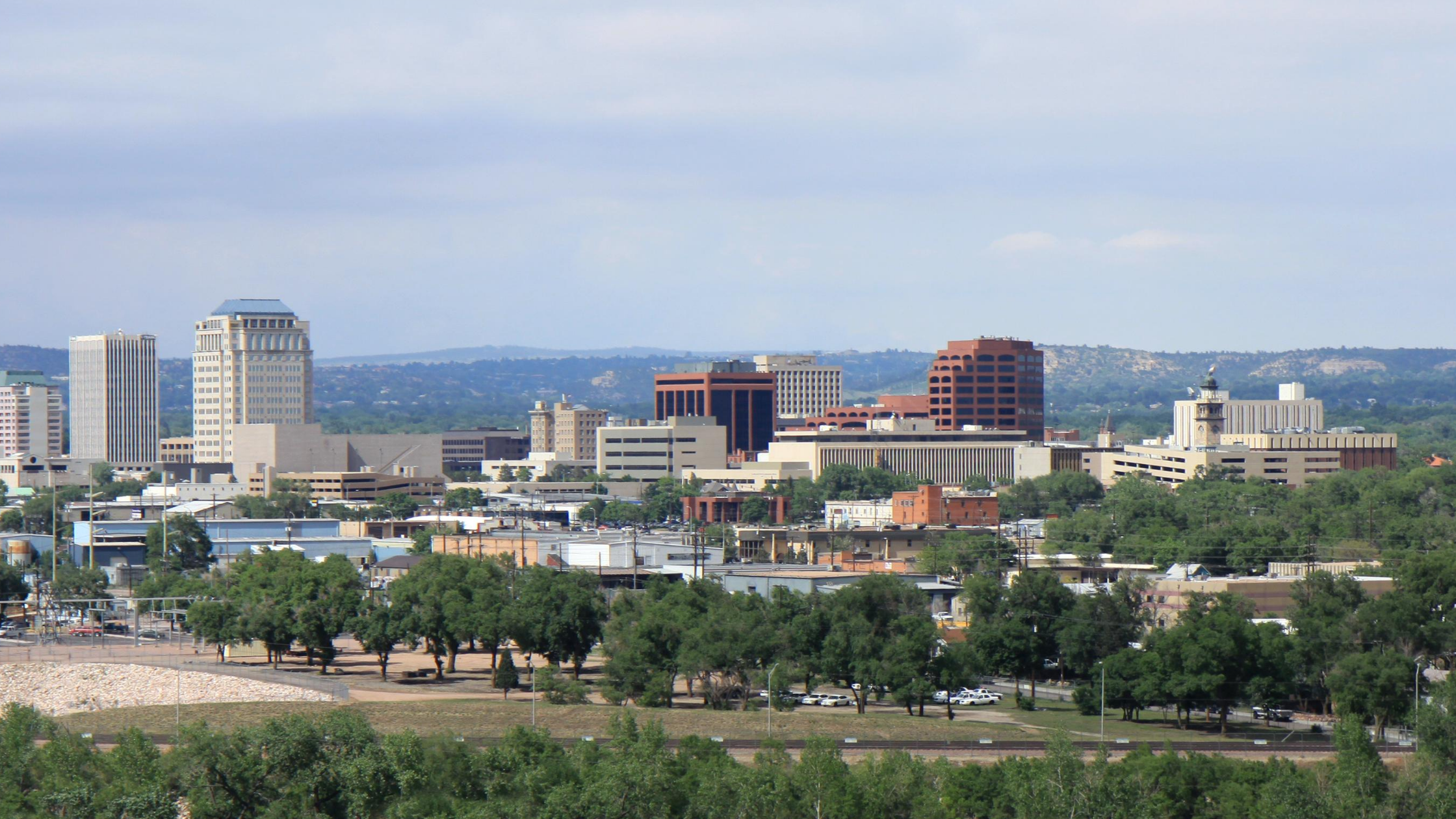 Photo of Colorado Springs Downtown