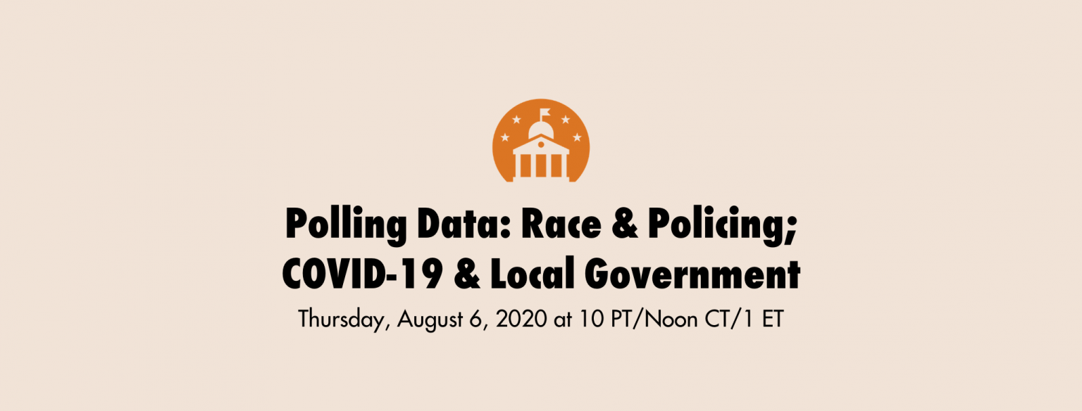 race and policing polling webinar