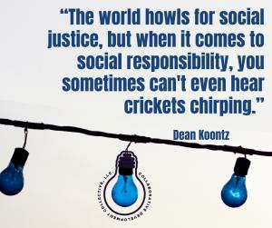 Dean Koontz Quote