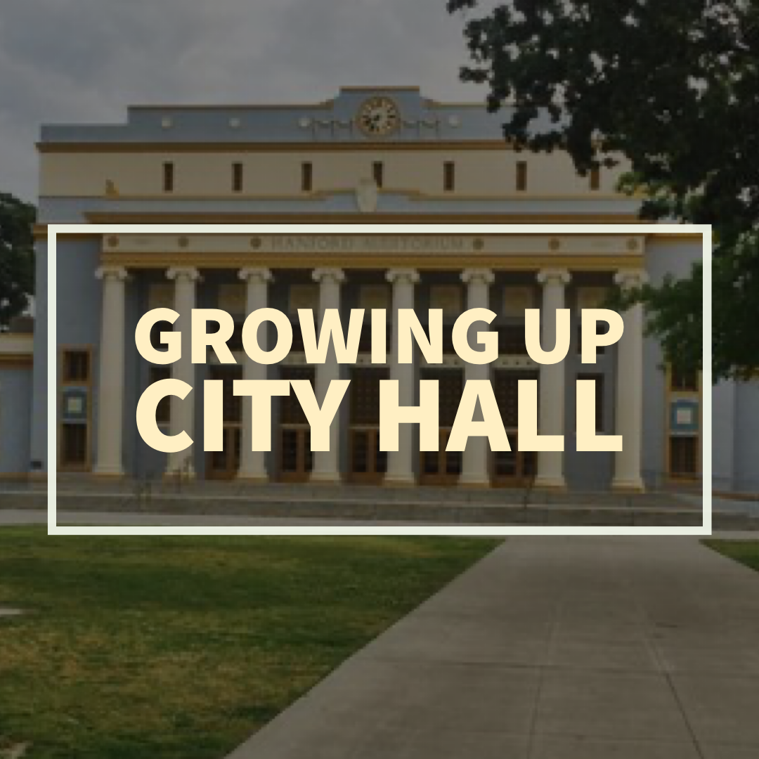 growing up city hall