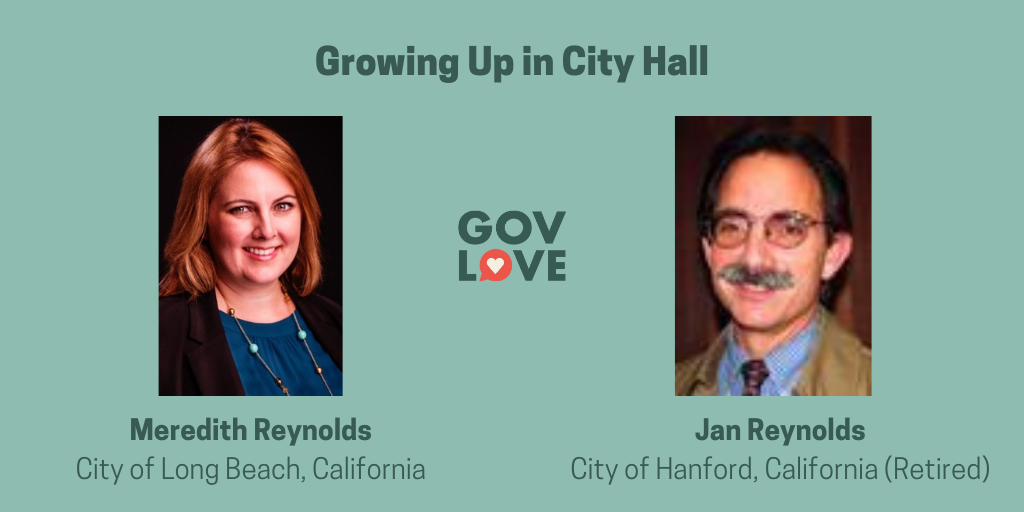 Growing Up in City Hall - GovLove