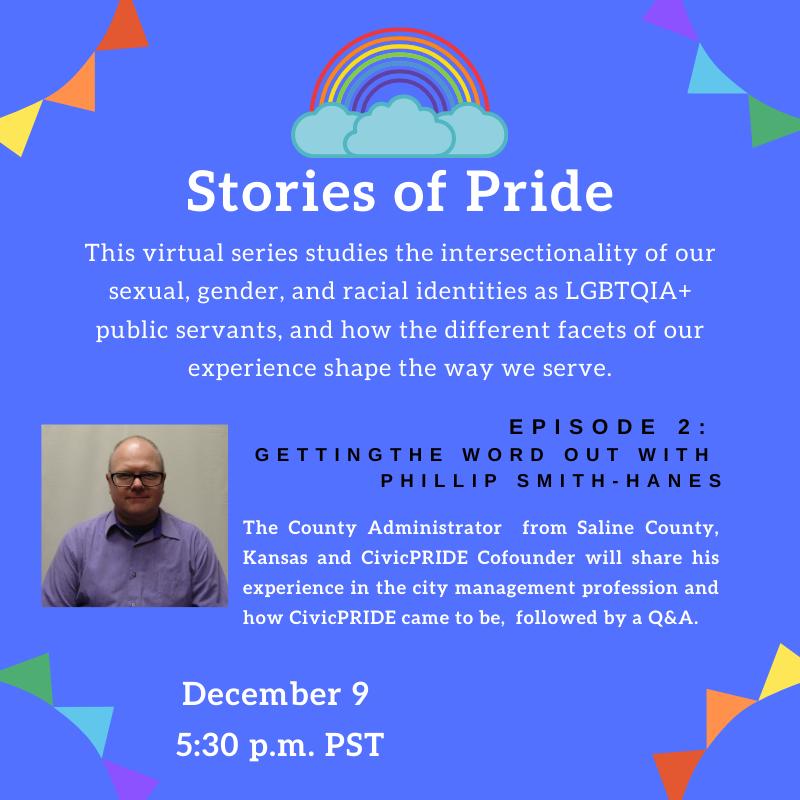 Stories of Pride