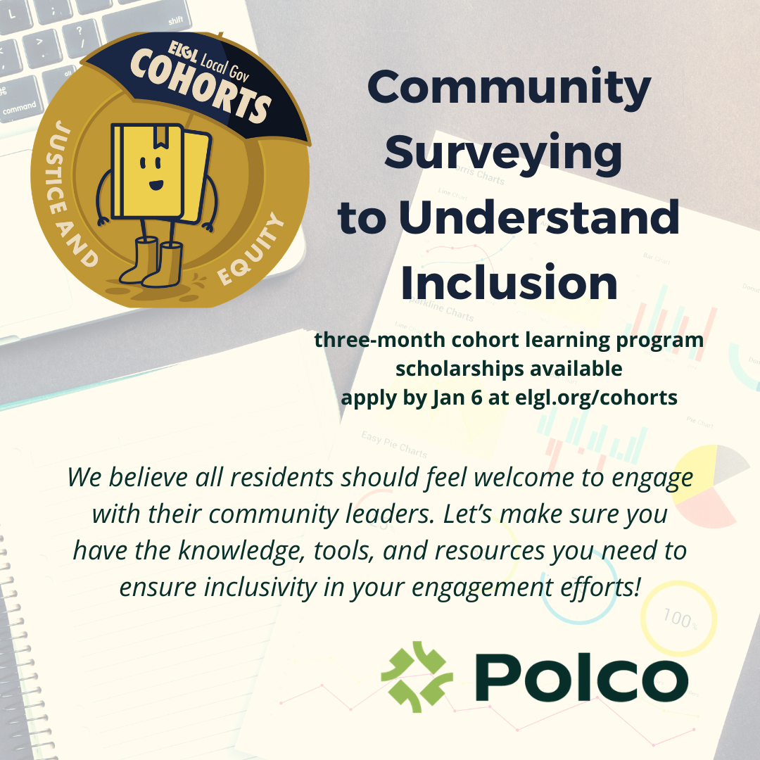 polco-elgl community surveying cohort