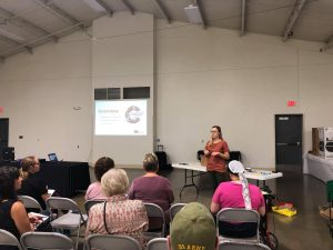 presentation about food waste