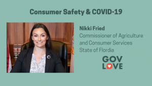 Commissioner Nikki Fried - GovLove