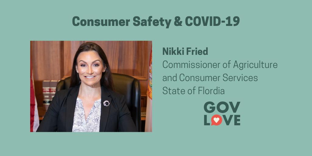 Commissioner Nikki Fried - GovLove