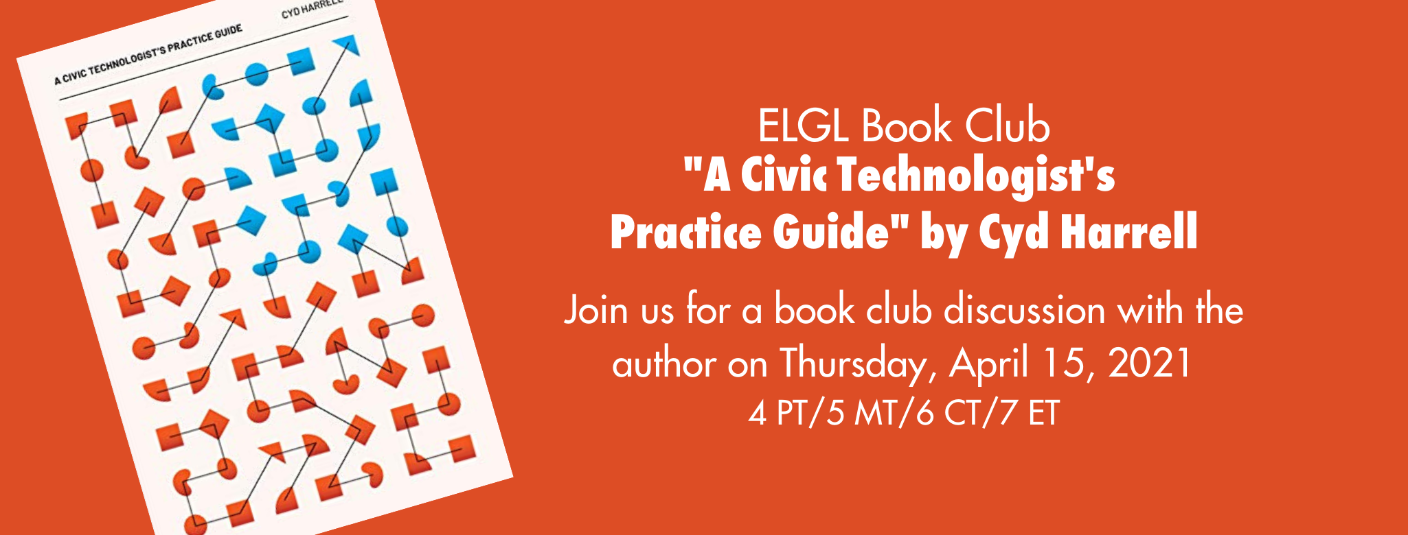 civic technologists book club