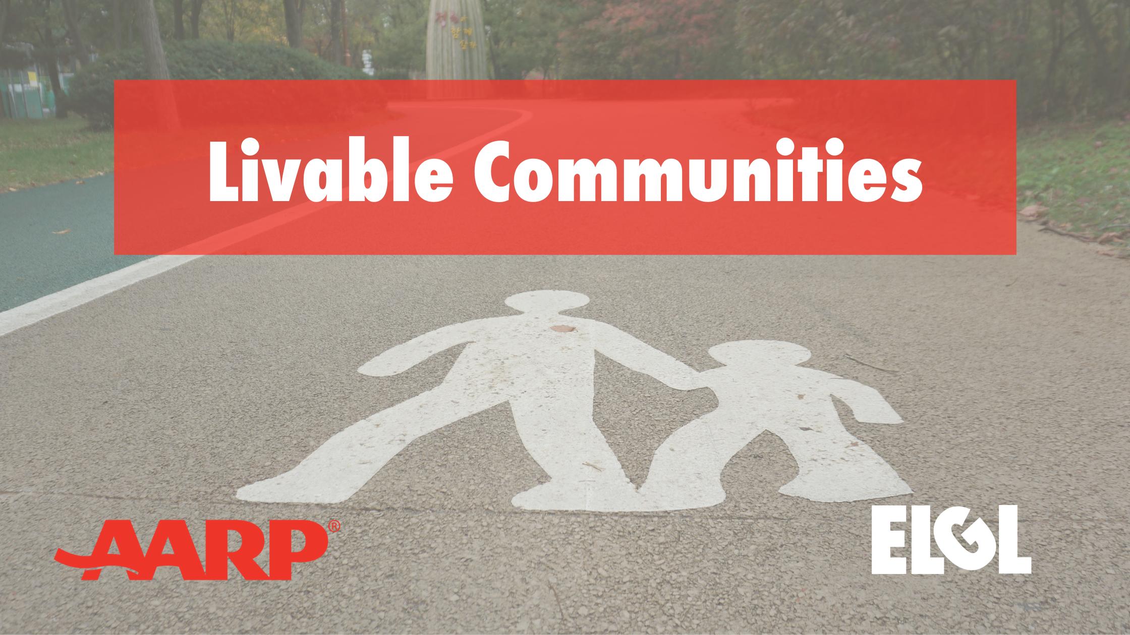 Livable Communities Sidwalk