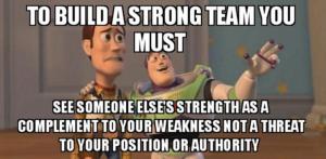 leadership meme