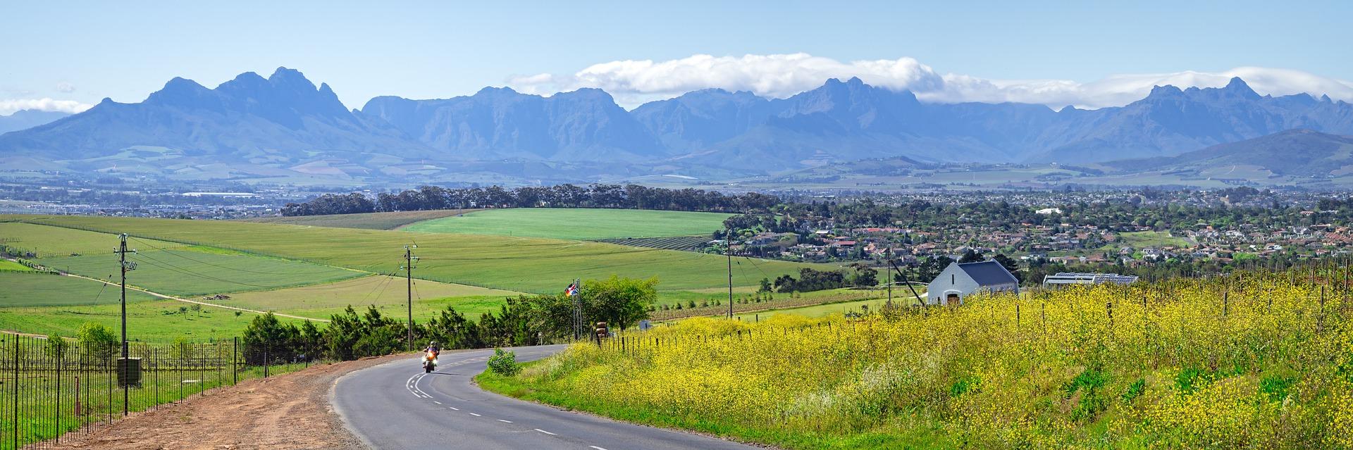 Landscape vista