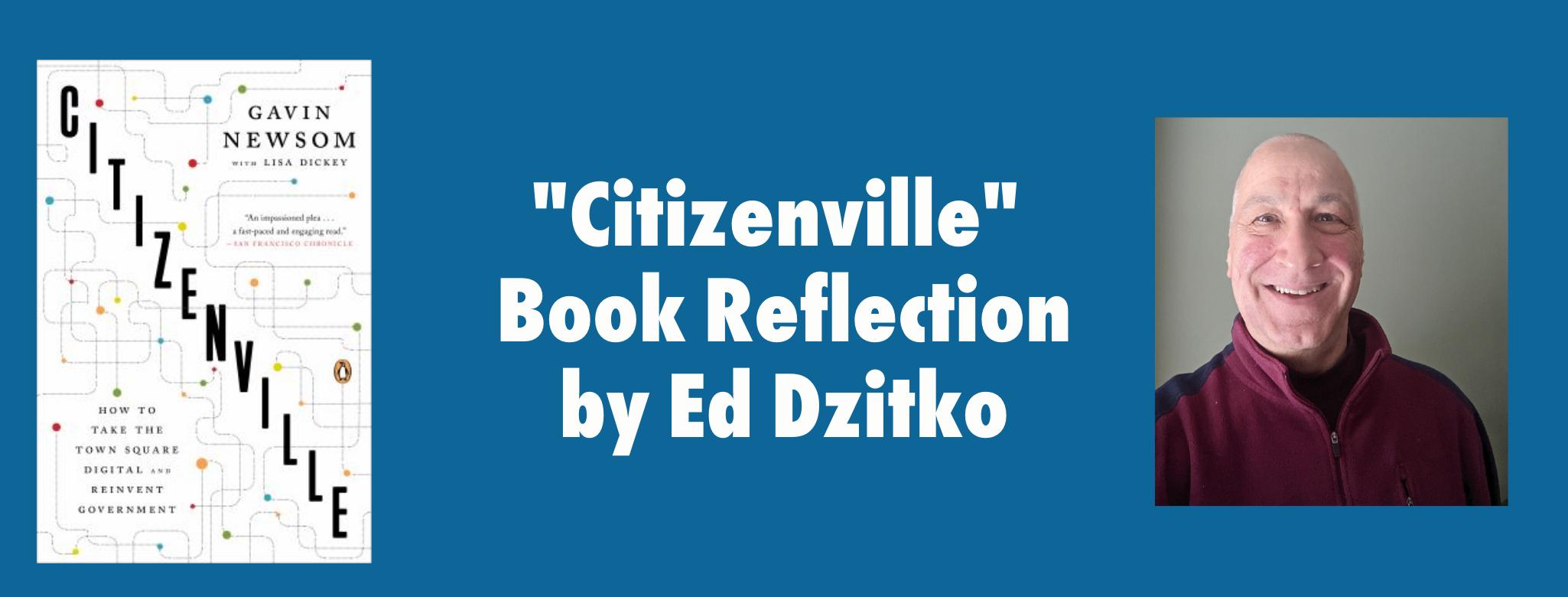 Citizenville Book Reflection Image
