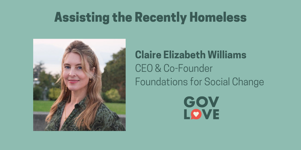 Claire Elizabeth Williams - GovLove