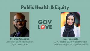 Farris Muhammad and Ruaa Hassaballa - GovLove